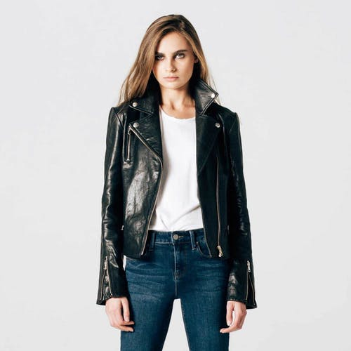 Popular Leather Jackets For Women