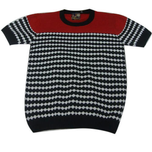 Knitted T-shirts for men
