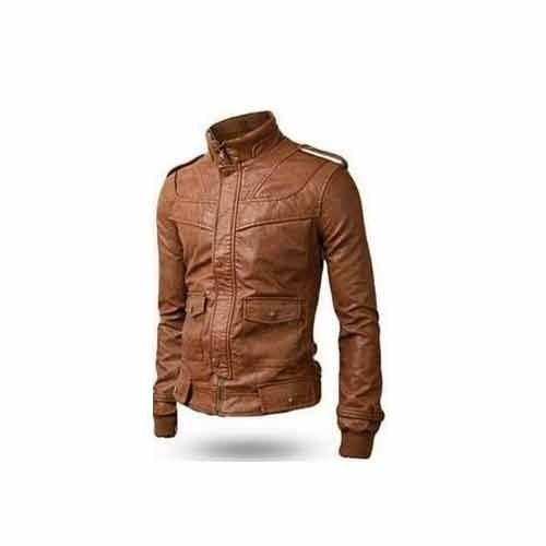 Attractive Leather Jackets For Gents
