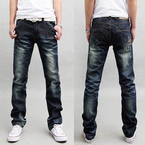 Designer Denim Jeans For Gents