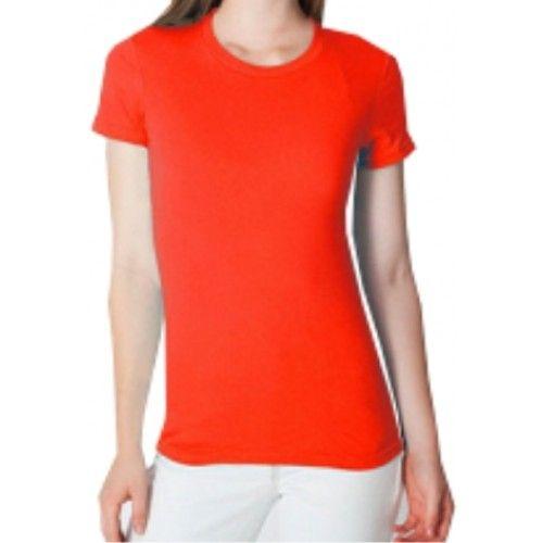 Women's Plain T-shirt