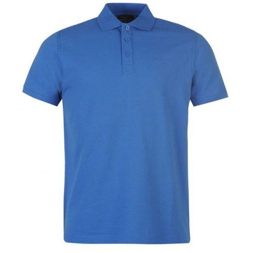Men's Plain Polo Shirts