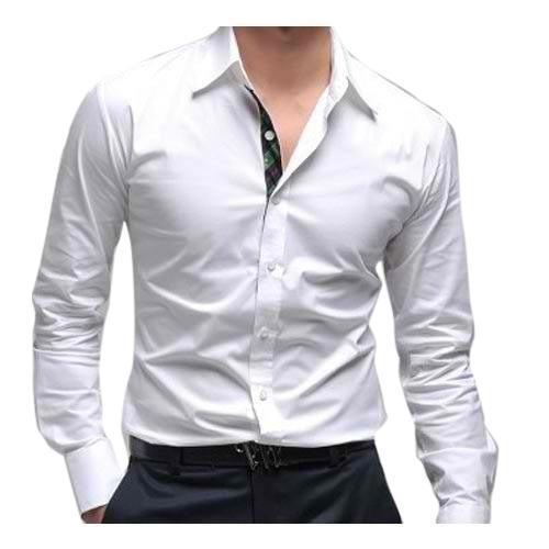 Men's Combed Cotton Shirt