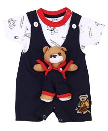Kids Cotton Rompers