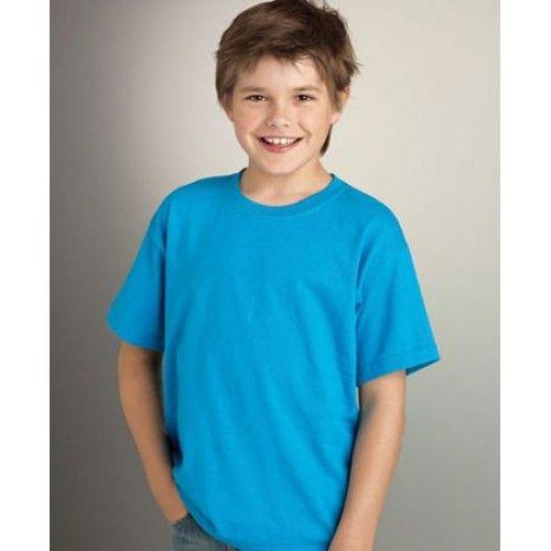 Kid's Plain T-Shirt