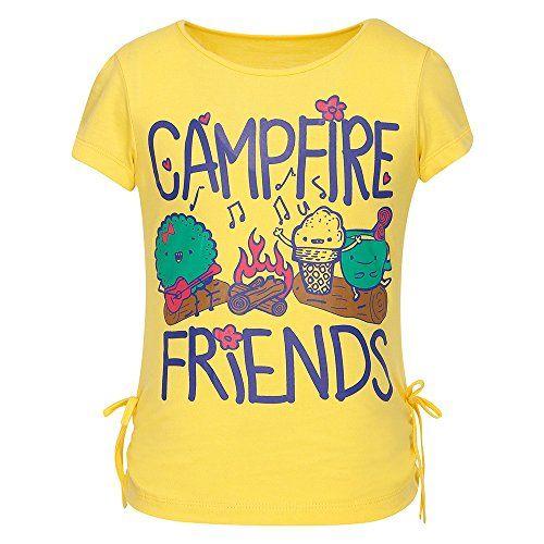 Girls Printed T-Shirt