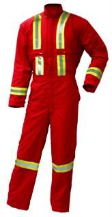 Cotton FR Coveralls