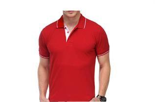 Bio Wash Men's Plain Polo Shirt