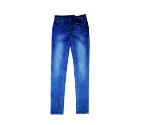 Plus Size Cotton Jeans