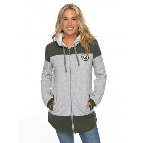 Ladies Fitness knitted Hoodie