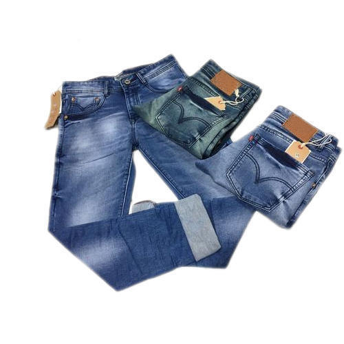 Men's Knitted Jeans