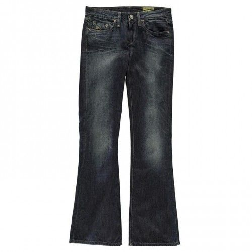 Ladies Bell Cut Jeans