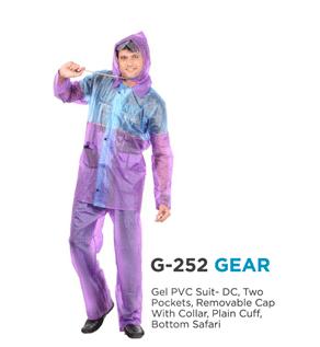 Men's Gel PVC Suit