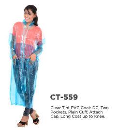 Ladies Stylish Raincoat