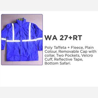 Men's Velcro Cuff Jacket