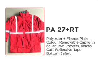 Men's Polyester Jacket