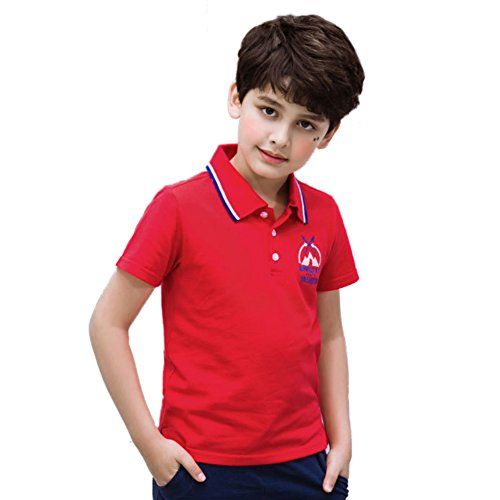 Kids Stylish Polo Shirt