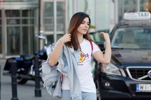 Women's Round Neck T-Shirts