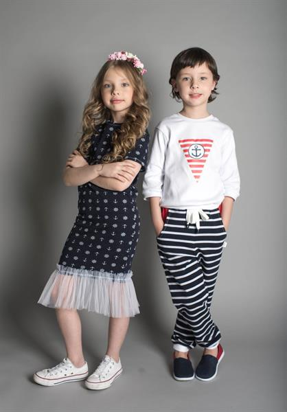 Kids Twill Pants