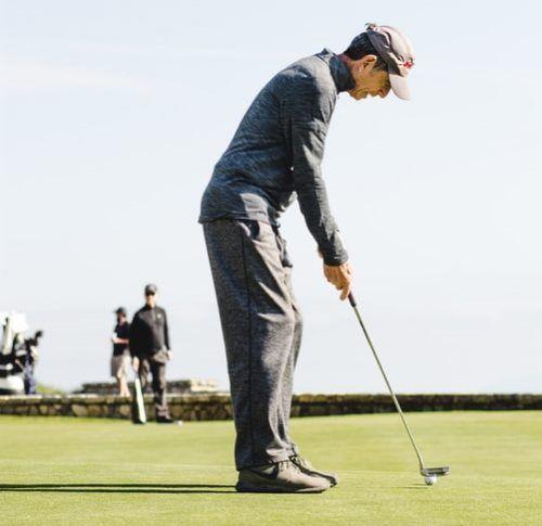 Men's Golf Polo Shirts