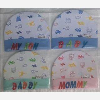 Single Printed Baby's Cap