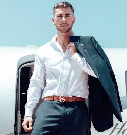 Men's Casual Plain Shirts