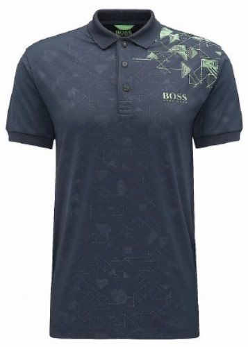 Men's Screen Printed Polo shirts