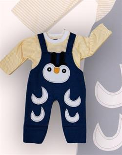 Kid's Organic Cotton Dungarees
