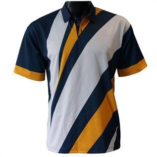 Men's Polyester Polo T-shirt