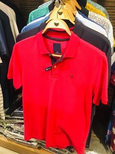 Plain Men's Polo Shirt