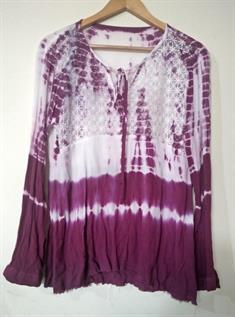 Ladies Rayon Crepe Blouses