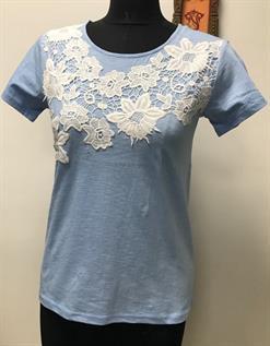 Ladies Half Sleeve T Shirts