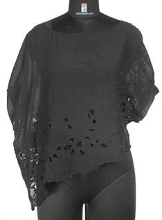 Ladies Black Blouses