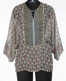 Designer Ladies Printed Blouses
