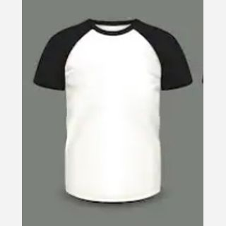 Men's Blank White T-shirts