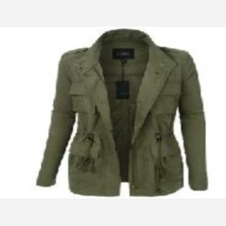 Men's Army Style Jackets