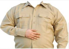 Men's Khaki Shirts