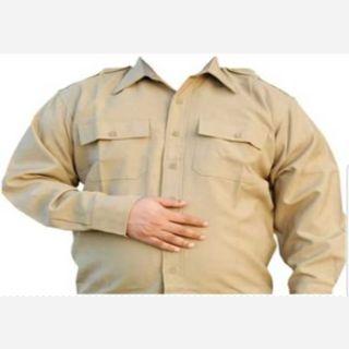 Men's Khaki Shirts