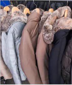 Men's Fur Jackets