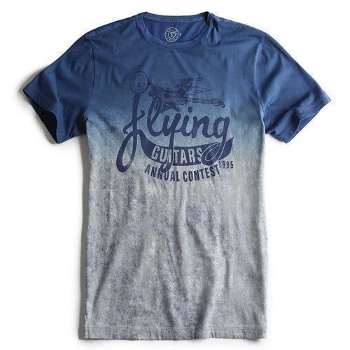 Men's Printed Round Neck T-shirts