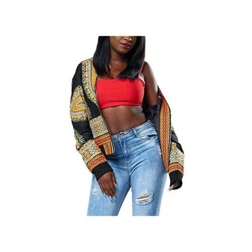 Ladies Jackets in African Style