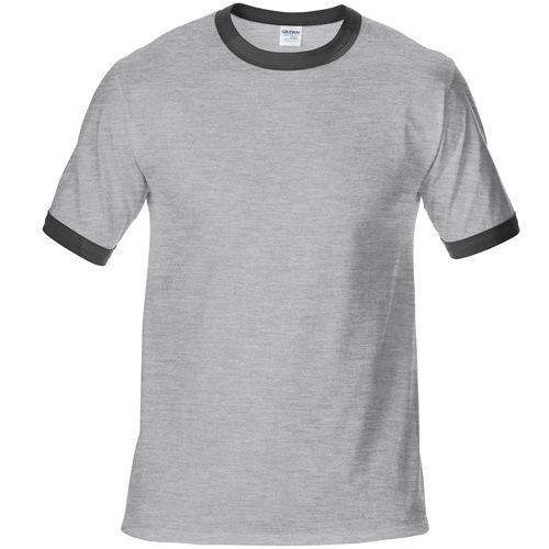 Men's Solid Plain T-shirts