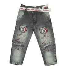 Kids Fashionable Jeans