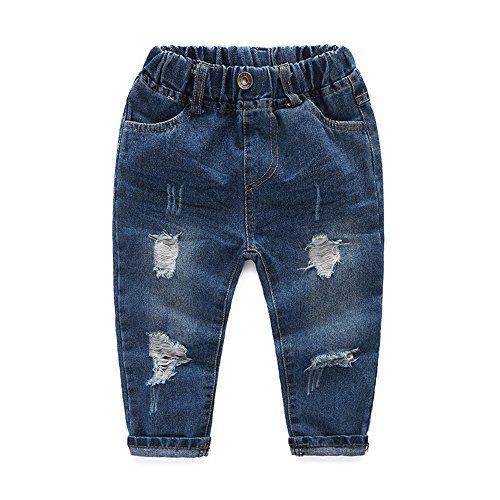 Kids Stylish Denim Pants