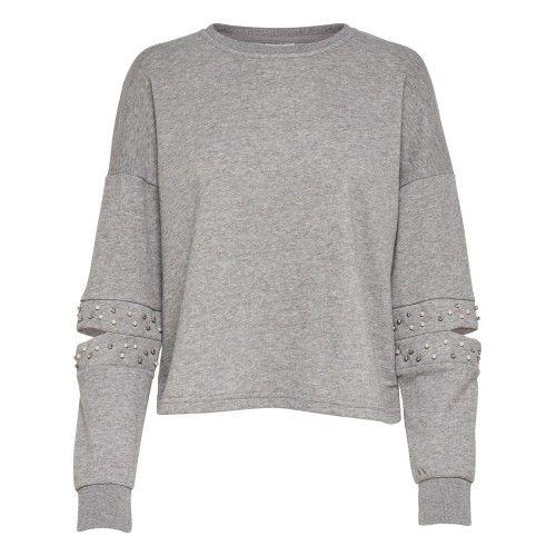 Ladies Long Sleeves Sweatshirt