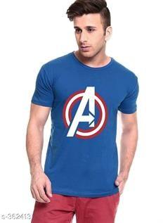 Men's Digital Printed T-shirt