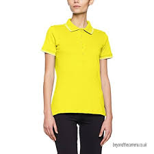 Ladies Regular Fit Short Sleeve Polo Shirts