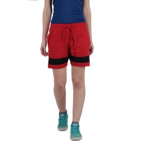 Ladies Bottom Stripe Shorts