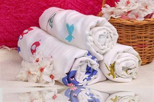 Kids Infant Wear Blanket