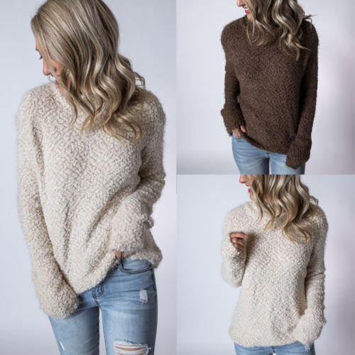 Ladies Winter Sweater